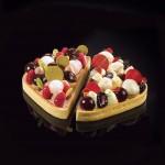 Cake Idea 2 részes sütőkeret, Twins 16, rozsdamentes