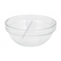 Empilable tálka 10 cm 240 ml üveg sorolható
