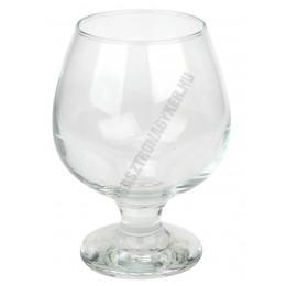 Misket konyakos pohár, 390 ml, üveg