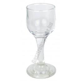 Nevacar pálinkás pohár, 55 ml, üveg