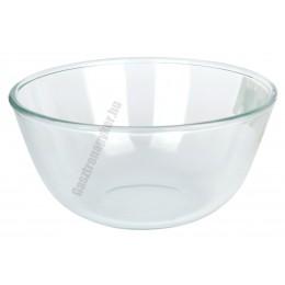 Simax hőálló jénai leveses tál 2,5 liter