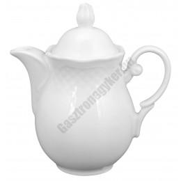 Afrodyta kávéskanna 0,3 liter, porcelán