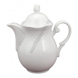 Afrodyta kávéskanna 0,6 liter, porcelán