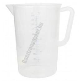 Mérőkancsó 1 liter, polipropilén