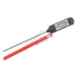 Maghőmérő digitális -50 - +300 fokig, 12×19 cm