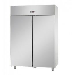 Teleajtós hűtőszekrény 1400 l, rozsdamentes külsővel AF14EKOMTN