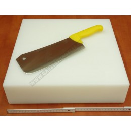 Hústőkefej műanyag 40×40×10 cm