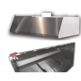 Elszívóernyő Fali Emax-5000 KR 1000×1000×400