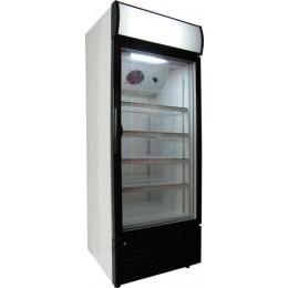 Üvegajtós hűtővitrin 300 literes LG-300X
