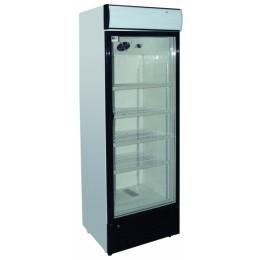 Üvegajtós hűtővitrin 350 literes LG-350X