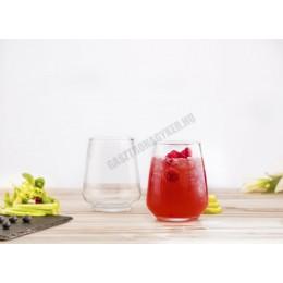 Mencia koktél pohár, 350 ml, temperált