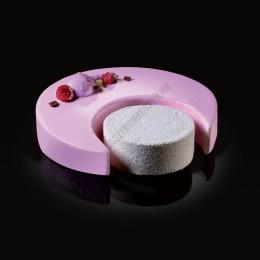 Cake Idea 2 részes sütőkeret, Moon, rozsdamentes