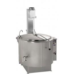 Önállóan telepíthető gázüzemű főzőüst 200 liter GM-RKG-200