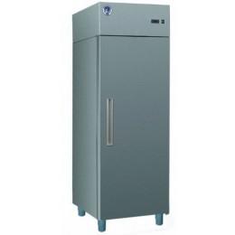 Teleajtós hűtőszekrény 500 l, rozsdamentes külsővel GASTRO C500 INOX